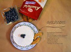 Cheese Cake krumiri Frutti Rossi  #krumiri #bistefani #biscuit #cookies #gruppobistefani #cake #cheesecake
