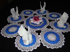 Who needs crochet swans?  :-P