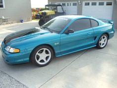 1994 Ford Mustang GT 5.0 5-speed coupe