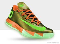 "the latest b7ee6 0adfa NIKEiD KD 6 ""Chroma"" - Available - SneakerNews.com"