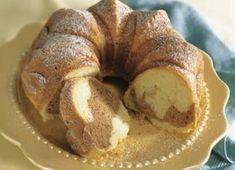 Recipe: Cinnamon Swirl Coffee Cake
