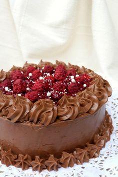 Home - Kifőztük Sweet Recipes, Cake Recipes, Tiramisu, Cheesecake, Food And Drink, Chocolate, Magnolia, Foods, Cakes