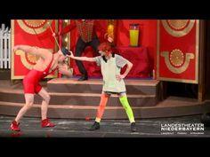 Video D Theater Theater, Wrestling, Design, Art, Opera, Ballet, Pippi Longstocking, Kids, Lucha Libre