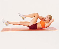 Do these ab moves for a firm belly fast. You can have flatter abs in 2 weeks, whether you're at a beginner, intermediate, or advanced exercise level.