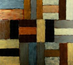 Sean Scully  'Wall of Light'