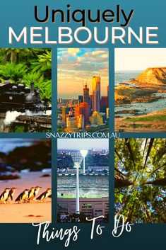 10 Unique Melbourne Activities - Things that you must see and do for the full Melbourne experience. Amazing Destinations, Travel Destinations, Holiday Destinations, Best Places To Travel, Cool Places To Visit, Australia Travel Guide, Australia Trip, Melbourne Activities, Travel Guides