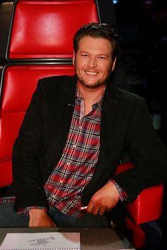 Blake Shelton, y'all! #TheVoice