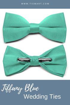 TieMart Dark Green Michael Glen Plaid Band Collar Bow Tie