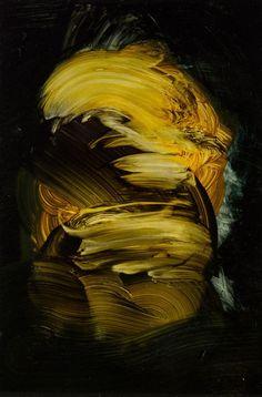 Johan Van Mullem, 'Sans Titre,' ink on board, 2013, HUS Gallery