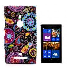 Funda Lumia 925 - Gel Flower 1  $ 108.61