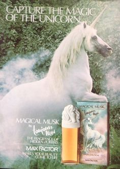 Magical Musk, another entry in the musk category.