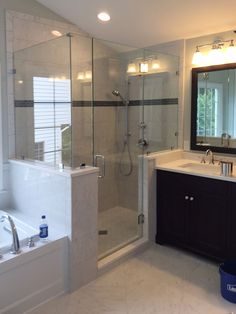 Bathroom Remodel By Charlotte, NC Based General Contractor Taylored  Improvements. | Bathroom Remodels | Pinterest | Charlotte Nc And Porch