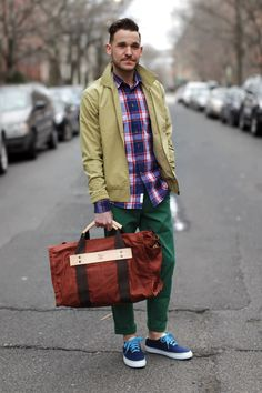 Men's Street Style Inspiration from the guys @Closet Freaks