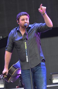 Chris Young - Country Thunder - Twin Lakes, Wisconsin - Day 3