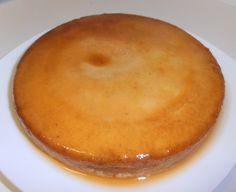 Flan Toffee Entulínea -Ingredientes: 500 gr. de leche desnatada 4 pp, 3 botes crema ligera Puleva 12 pp, 2 cajitas caramelos de toffee de entulinea 4pp, 6 láminas de gelatina neutra 1pp. Total: 21 pp