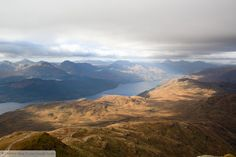 Ben Lomond, Scotland  // More impressions on bergfolio.de
