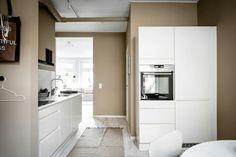 Home-tour di design dallo stilo nordico: la cucina