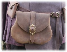Gürteltasche Larp, Leather Backpack, Messenger Bag, Cosplay, Backpacks, Fashion, Accessories, Sachets, Figurine