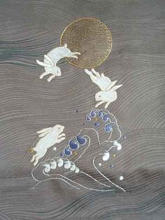 Chinese Embroidery, Embroidery Art, Embroidery Designs, Lace Tattoo Design, Tattoo Designs, Happy Lunar New Year, Willow Pattern, Patterned Jeans, Mid Autumn Festival