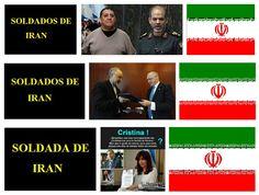 Soldados de Iran