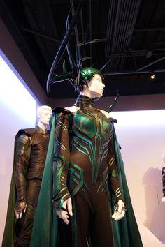 Hela movie costume Thor: Ragnarok