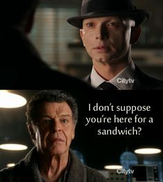 Love this moment, always chuckle. Love Walter Bishop and his frequent attacks of the munchies :)