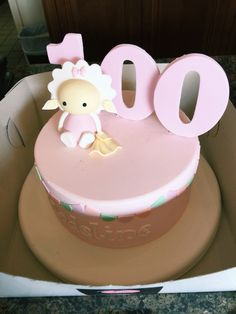 Happy 100 days #happy100days #happyonehundreddays #onehundreddays #baekil #celebration #koreantradition #cake #백일 #축백일