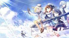 Resultado de imagen para wadanohara and the great blue sea samekichi
