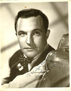 Gene Kelly Autographed and Inscribed 8 x 10.  $150.00