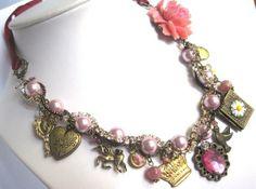 Pink Princess Glittery Pink Rose Blossom by AnnMichTreasureBox, $125.00 sooo  beautiful