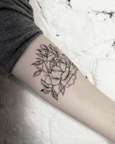 Resultado de imagem para fine line tattoo