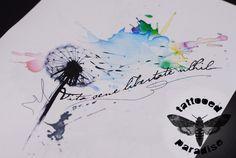 watercolor-dandelion-tattoo-dandelion-watercolor-by-dopeindulgence-on-deviantart