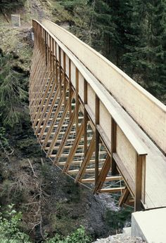 l'architecture zéro: BUILDING BRIDGES / Conzett BRONZINI Gartmann AG