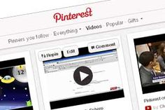 How to Pin Videos on Pinterest?