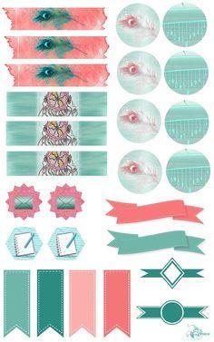 Free planner stickers