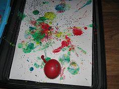 Ballon Drop Pictures