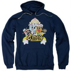 The Amazing World of Gumball Elmore Hoodie