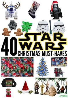 40 Star Wars Christmas Must-Haves Simplistically Living