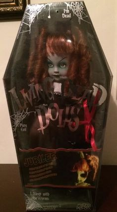 Mezco Toys Living Dead Dolls Series 11 Jubilee Living Dead Dolls, Toys, Activity Toys, Clearance Toys, Gaming, Games, Toy, Beanie Boos