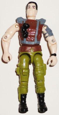 Rock 'n Roll 2001 G.I. Joe Figure