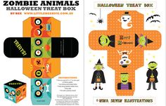 Printable Halloween Goodies