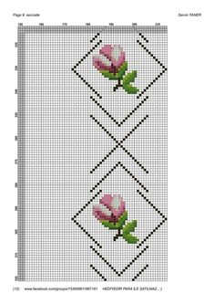 Hobbies And Crafts, Diy And Crafts, Cross Stitch Embroidery, Hand Embroidery, Prayer Rug, Blackwork, Needlepoint, Needlework, Pattern