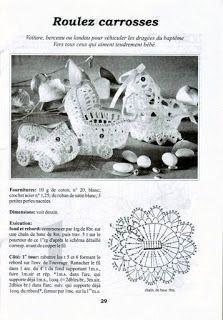 Crochet Baby y: souvenirs (souvenirs)