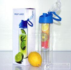 Tritan Fruit Infuser Water Bottle
