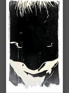 Satu Ylävaara Retrospective Art: Naiset, hirviöt, liskon suomut. Omakuvia Rocky Horror, Snow Queen, Banks, Graphic Art, Artwork, Graffiti, Batman, Superhero, Fictional Characters