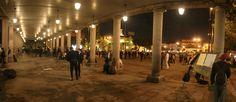 Plaza Garibaldi in Mexico City