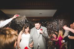 Meet the Waldreps // A Beautifully Rustic Stables on the Hill Wedding