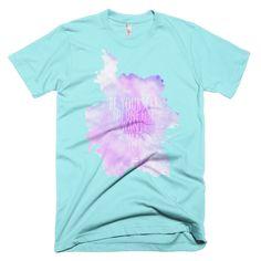 'Be yourself' short sleeve men's t-shirt