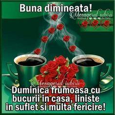 Imagini buni dimineata si o zi frumoasa pentru tine! - BunaDimineataImagini.ro Clara Alonso, Good Morning, Mugs, Facebook, Tableware, Blog, Hearts, Buen Dia, Dinnerware