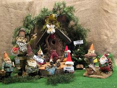 Merry Christmas form the Gnomes